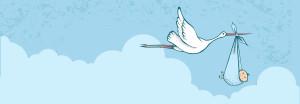 stork-baby